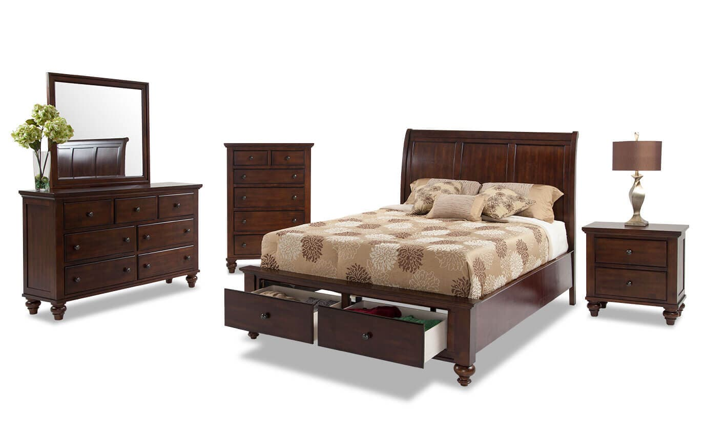 Chatham Bedroom Set  Bobscom