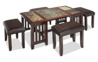 Coffee And End Table Set & Holte Wooden 3 Piece Coffee ...