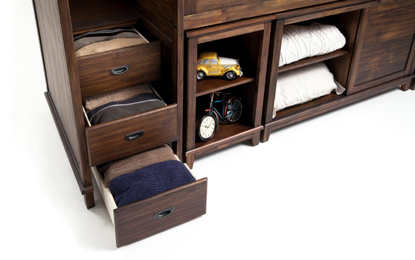 Chadwick Junior Loft Bed  Bobscom