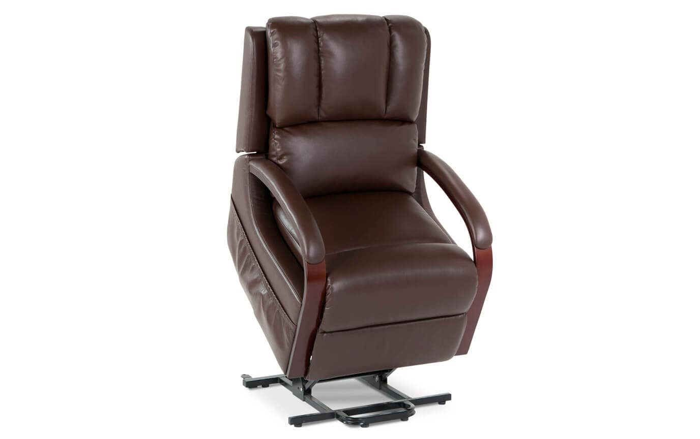 cheap lift chairs folding chair youtube griffin power recliner bob 39s discount furniture