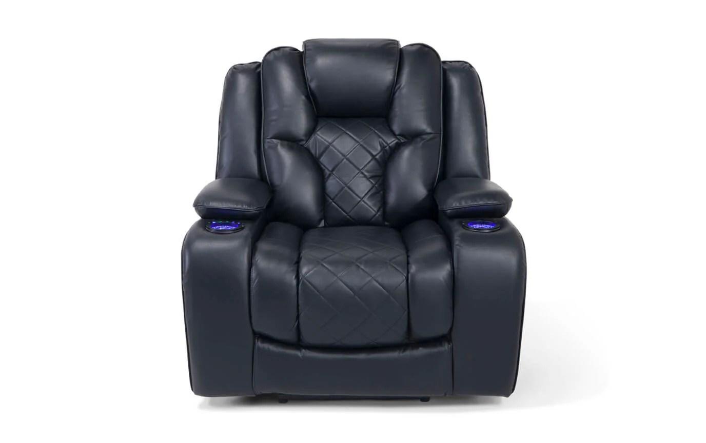 gladiator power dual reclining sofa reviews kyren wilson sofascore recliner bobs com gallery slider image 1