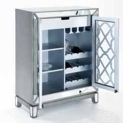Can You Put A Wine Rack In Living Room Royal Blue Furniture Reflection Cabinet Bobs Com Gallery Slider Image 2