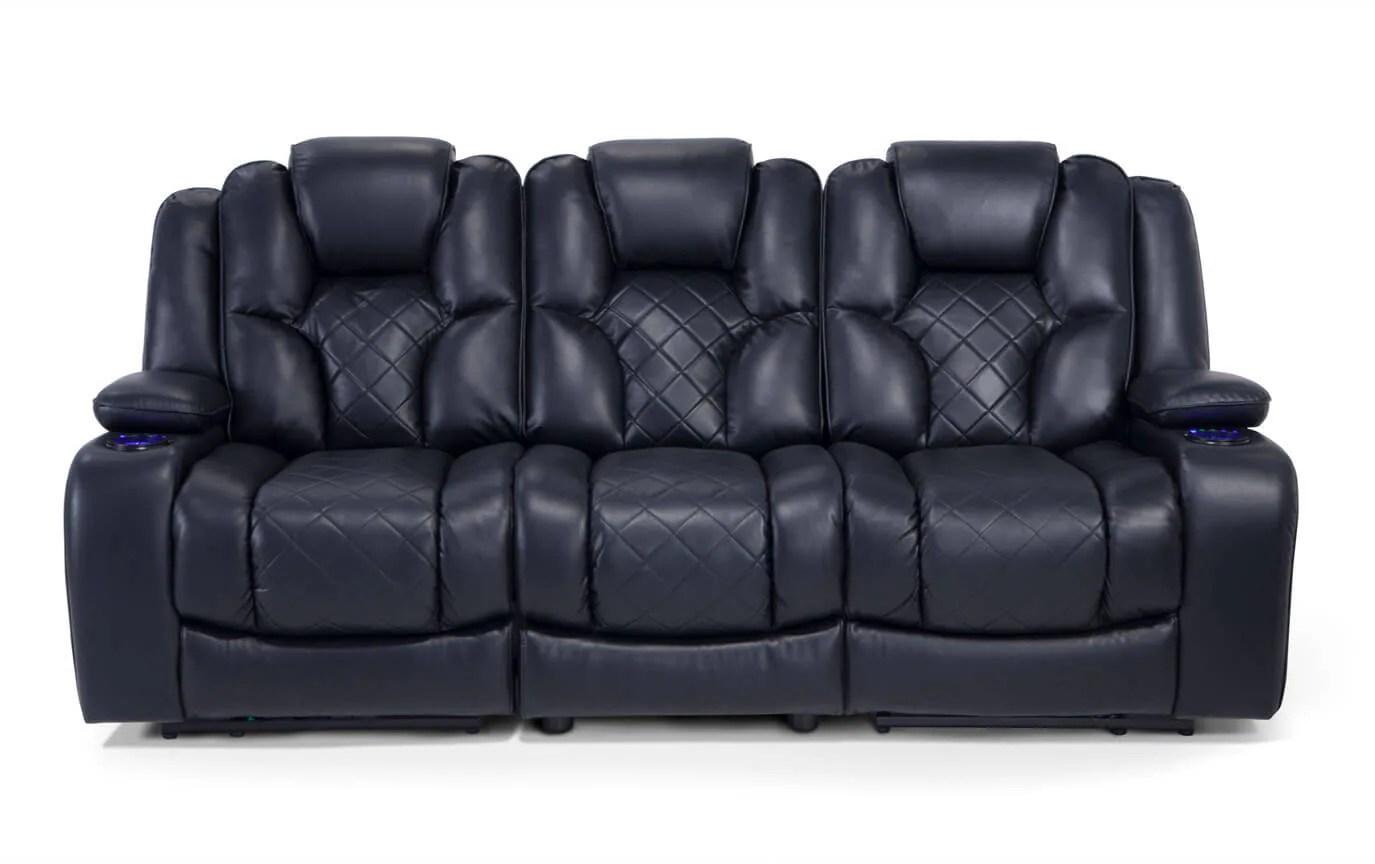gladiator power dual reclining sofa reviews loft miami bob 39s discount furniture