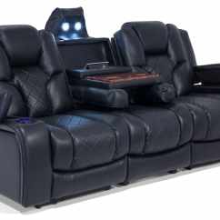 Power Reclining Sofa With Cup Holders Manufactures Gladiator Dual   Bob's Discount Furniture