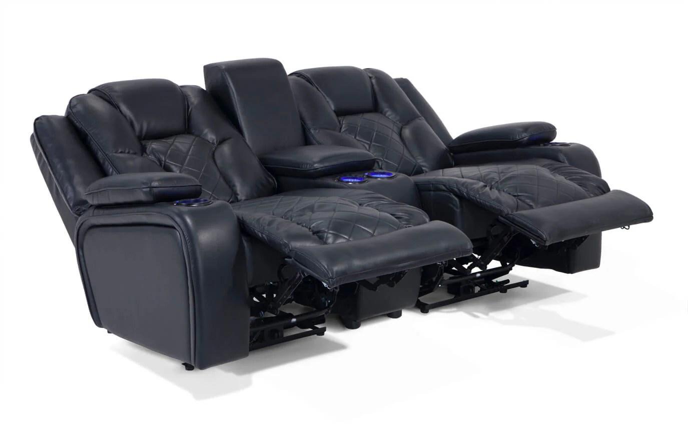 gladiator power dual reclining sofa reviews value city furniture gray console loveseat bob 39s