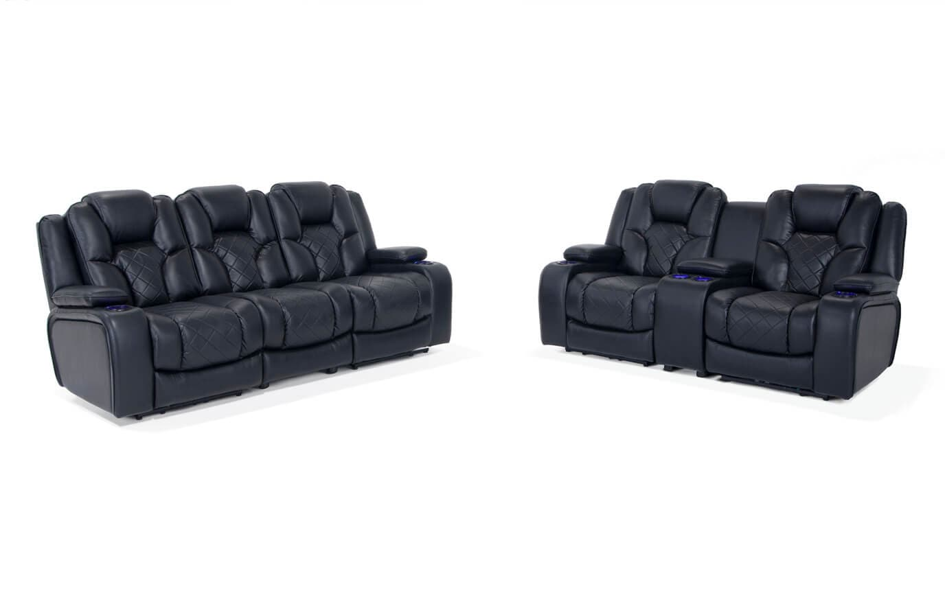gladiator power dual reclining sofa reviews settee covers and console loveseat