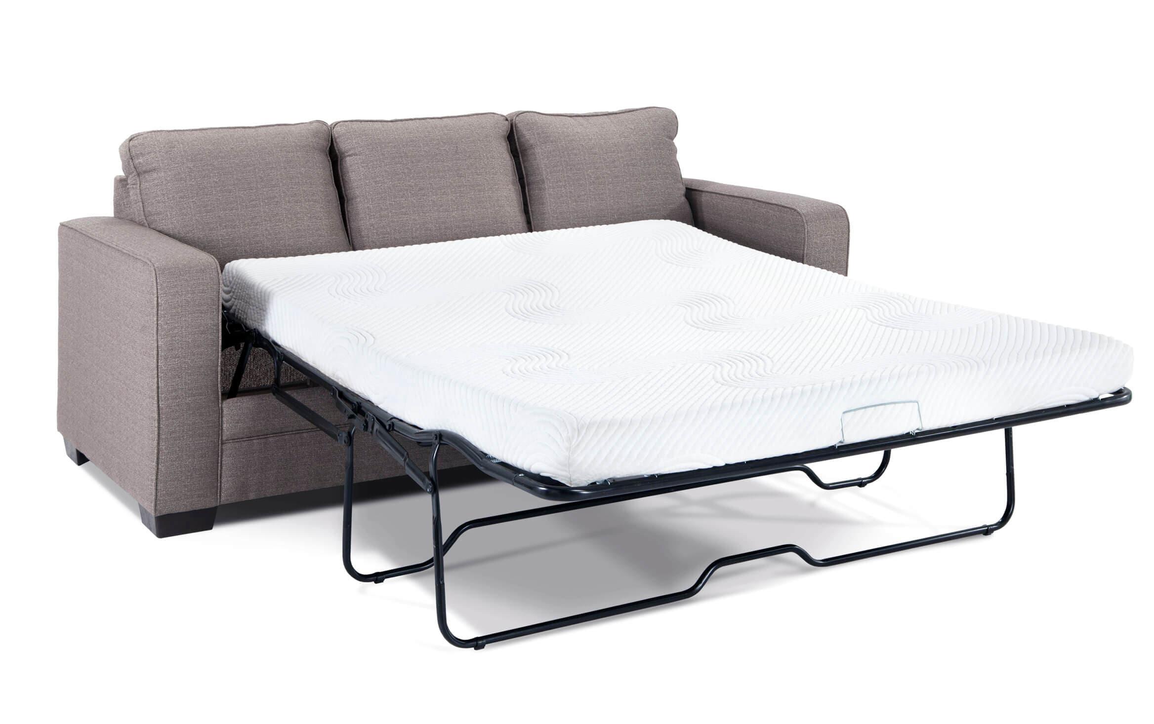 Greyson Bob O Pedic Queen Sleeper Sofa Bobs Com