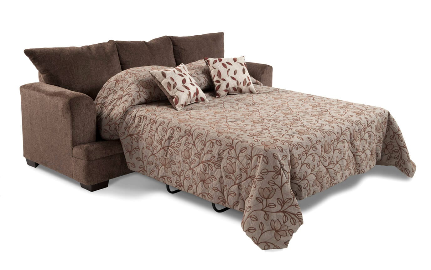 bobs miranda sofa reviews contemporary leather sale bob o pedic gel queen sleeper 39s discount