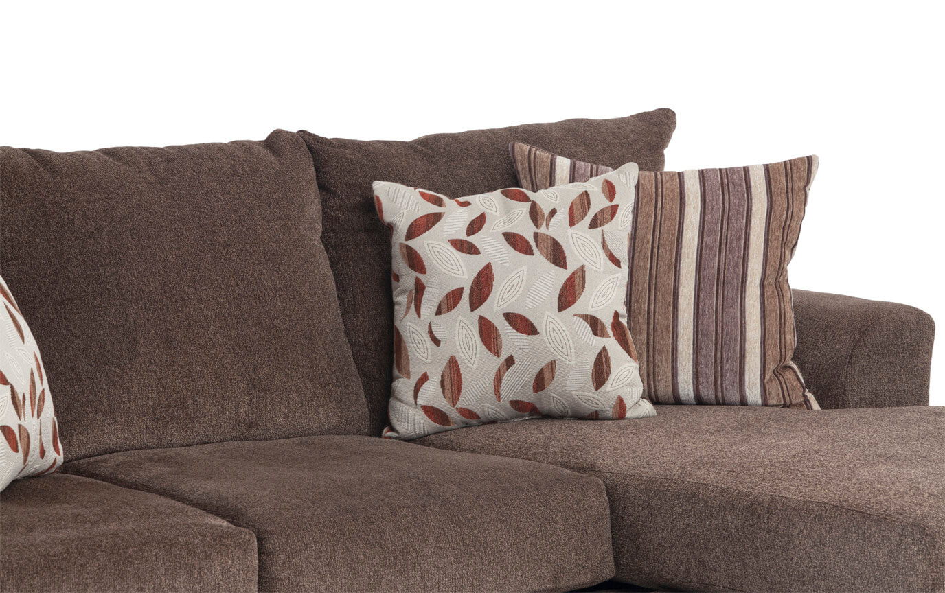bobs miranda sofa reviews navy blue velvet sectional chaise and loveseat bob 39s discount furniture