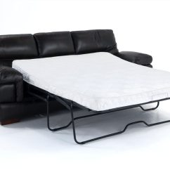 Sofa Bed With Innerspring Mattress 2 Places Full Clic Brands