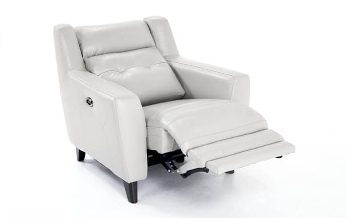pop up recliner chairs white chair and a half with ottoman recliners bobs com stratus leather power