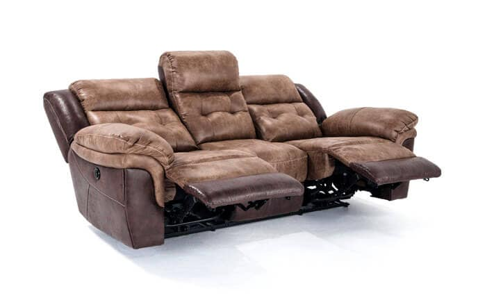 large sofa couch vintage leather corner uk sofas couches bobs com navigator power reclining