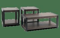 Carson Coffee Table Set | Bob's Discount Furniture