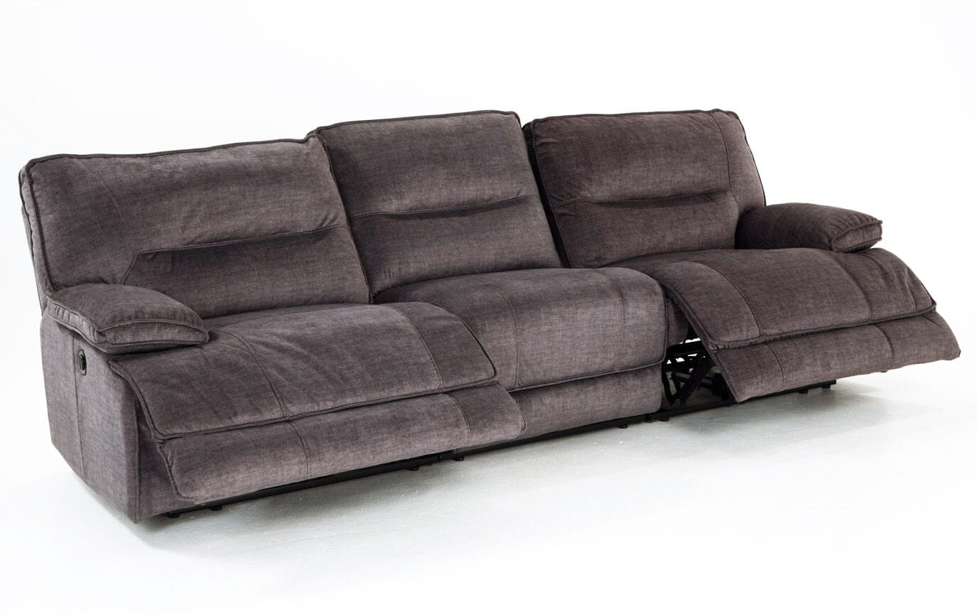 my bobs playpen sofa lugnvik bed with chaise cover pacifica power reclining bob 39s discount furniture