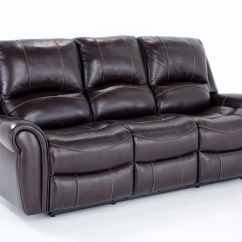 Bennett Leather Sofa Sofas Com Paletes Power Reclining And