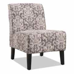Damask Accent Chair Rattan Nest Gray Bob 39s Discount Furniture