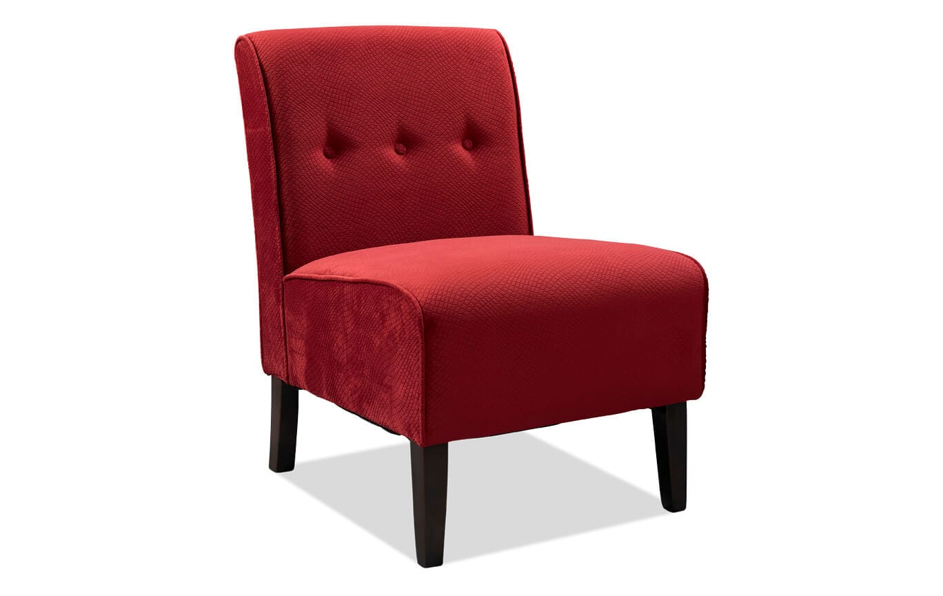Accent Chairs For Cheap Red Accent Chair Bob 39s Discount Furniture