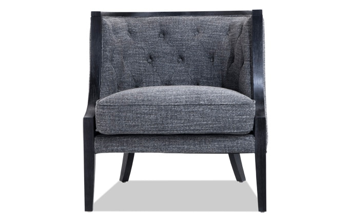 wish list icon unselected melrose accent chair