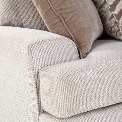 My Bobs Playpen Sofa Tufted Linen Sectional Glitz And Loveseat Bob 39s Discount Furniture