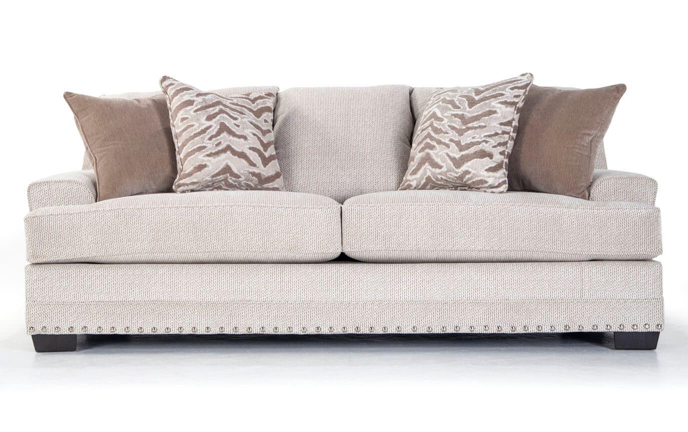 Glitz Sofa Amp Chaise Bobs Discount Furniture