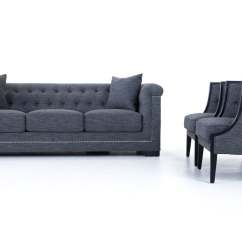 Accent Sofa Amazing Designs Melrose Chairs Bobs Com Gallery Slider Image 1