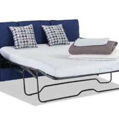 Folding Chair Beds Foam 2 Rental Chairs And Tables Sleeper Sofas Bobs Com Malibu Bob O Pedic Gel Memory Queen Chofa