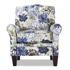Floral Print Accent Chairs Nat's Fishing Chair Not Working Elsa Bob S Discount Furniture