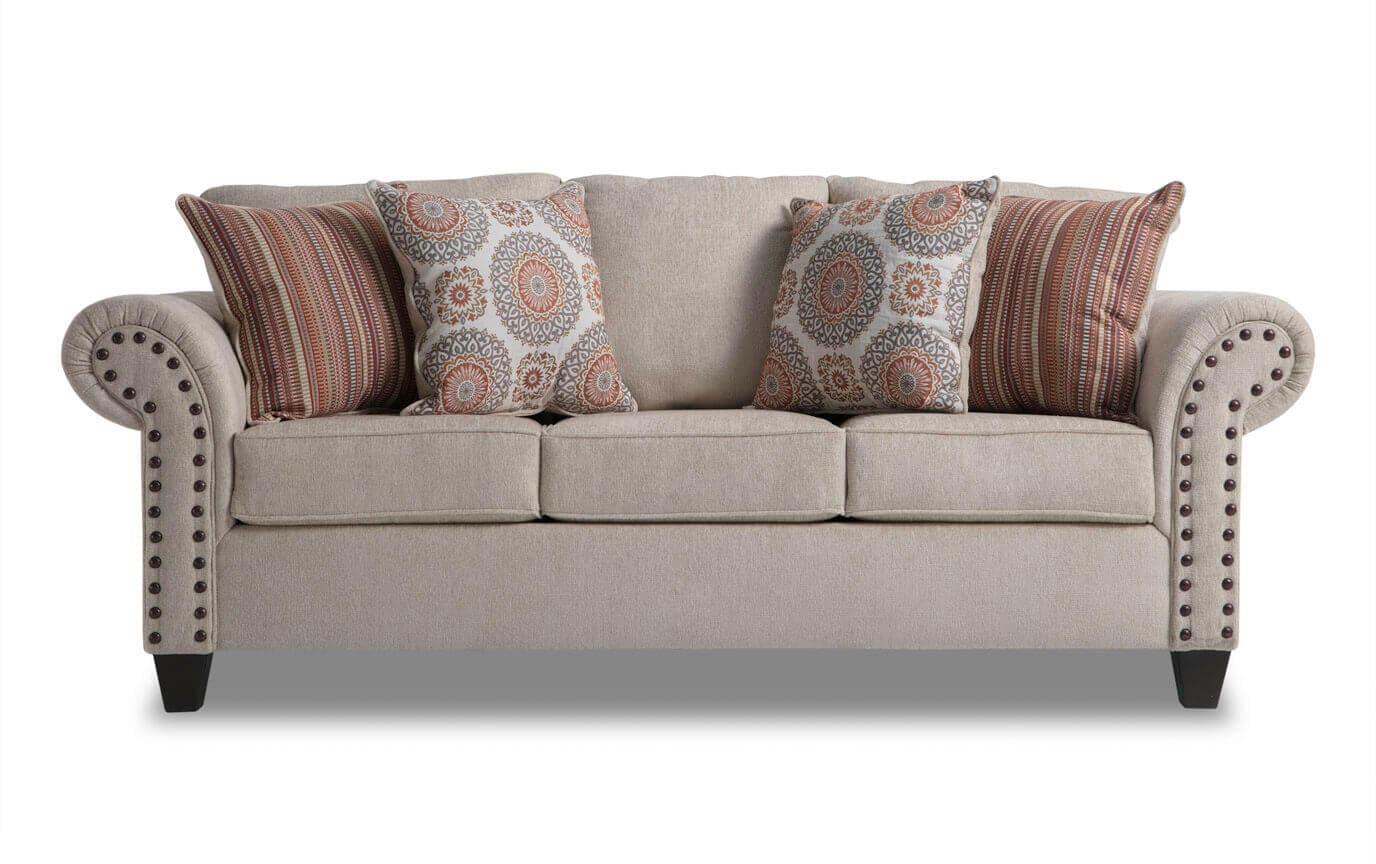 bobs furniture sleeper sofa three seater sale  review home decor