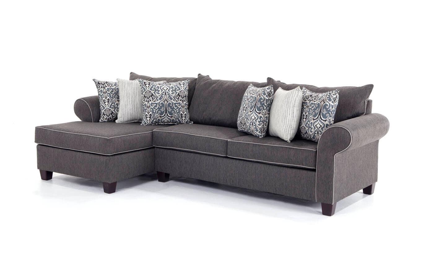 moss studio sofa reviews sectional designs ashton 2 piece right arm facing