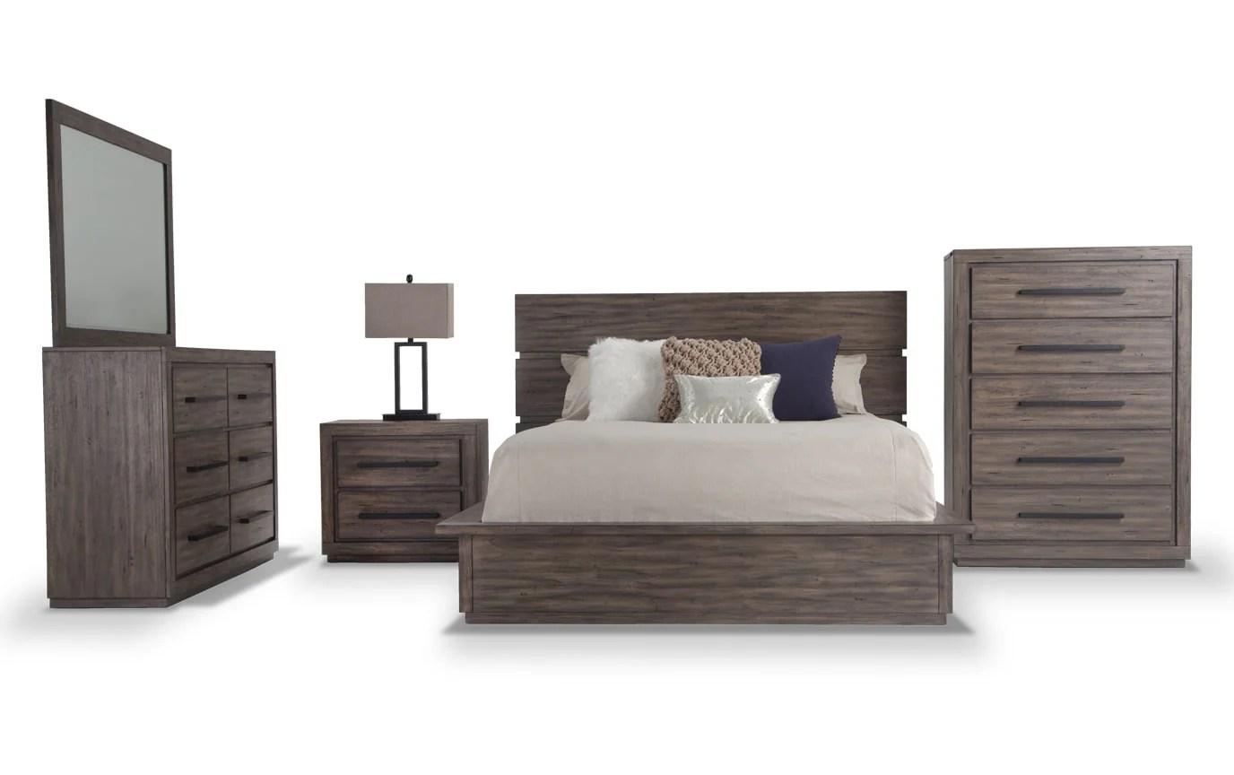 Elements Bedroom Set  Bobscom
