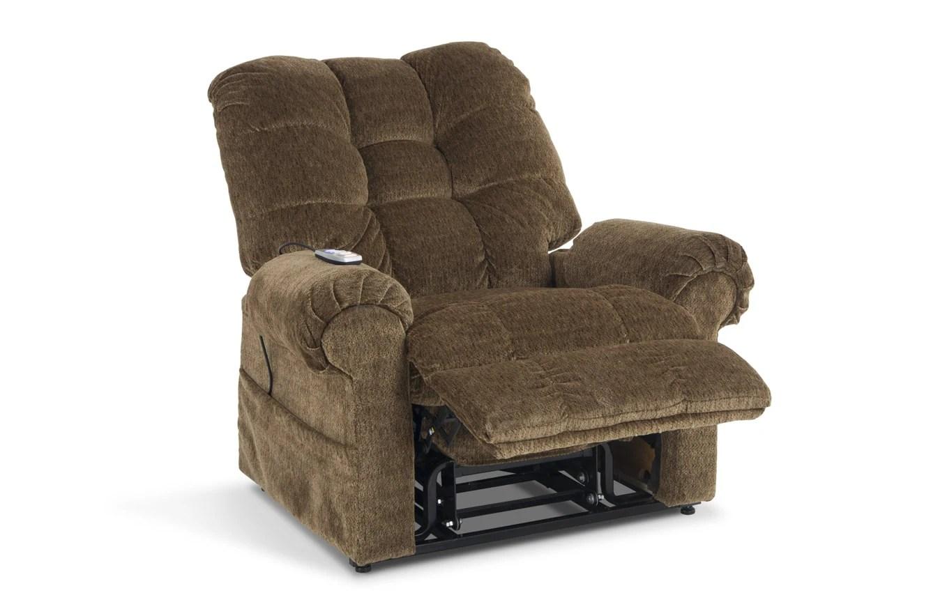 cheap lift chairs steel chair frame design omni ii power recliner bob 39s discount furniture