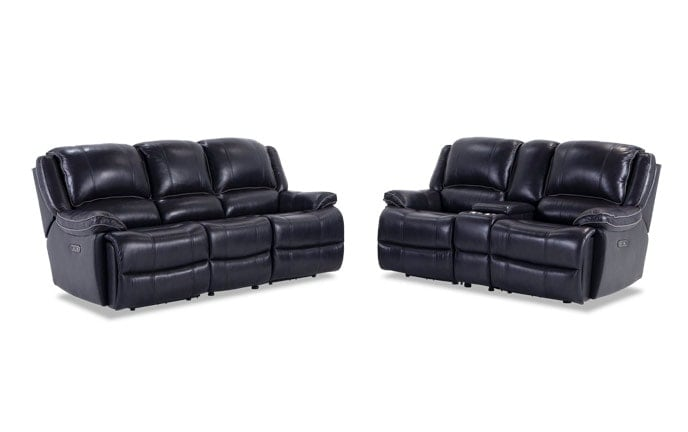 lane dual power reclining sofa ashley sectional reviews furniture bobs com phoenix black leather console loveseat