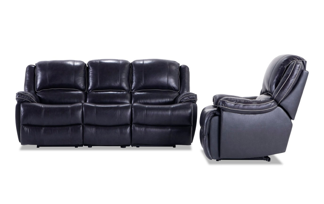cheap sectional sofas phoenix plush for sale power reclining black leather sofa and recliner