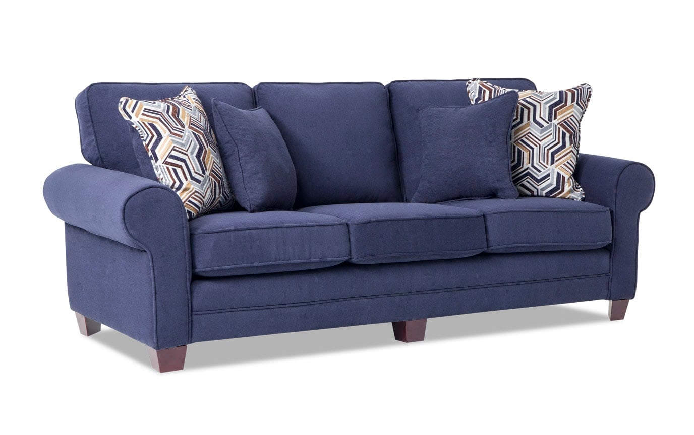 bobs furniture sleeper sofa modern minimalis gracie bob o pedic gel 39s discount