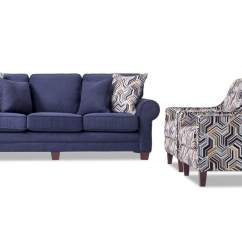 Accent Sofa Hay Mags Leder Gracie 90 Chairs Bobs Com Gallery Slider Image 1