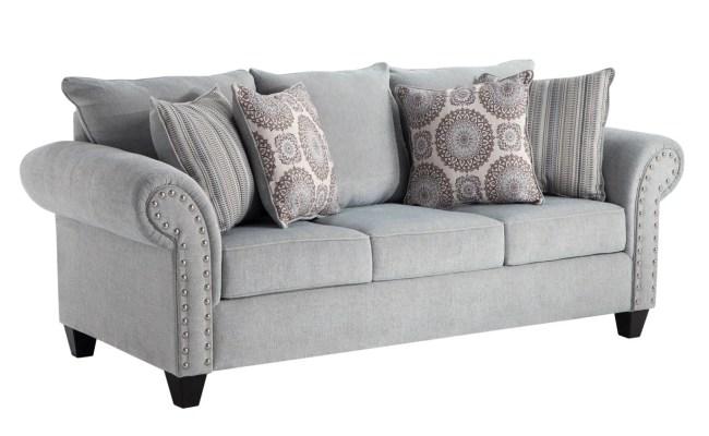 Artisan Blue Sofa Set Bobs