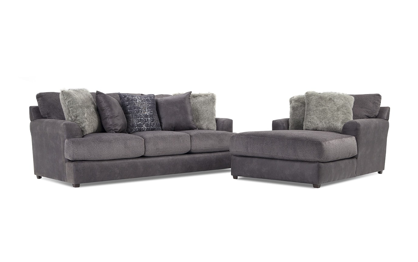 bobs miranda sofa reviews manstad bed instructions chaise review home decor