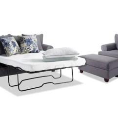 Bob Furniture Living Room How To Design A Small Condo Sets Bobs Com Monica Full O Pedic Sleeper Sofa Chair Ottoman