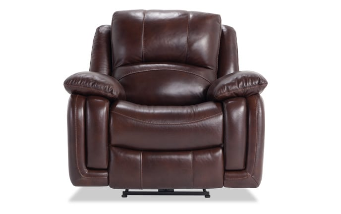 Recliners Titan Leather Power Recliner Ashley Power Recliner Cord