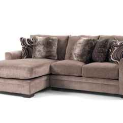 Right Arm Facing Sofa Left Chaise Covering Ideas Luxe 2 Piece Sectional With Bob