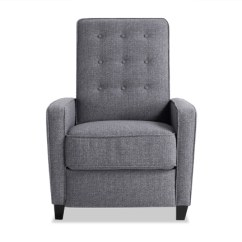 Riser Recliner Chairs For The Elderly Reviews Air Horn Office Chair Recliners Bobs Com Maisie Push Back