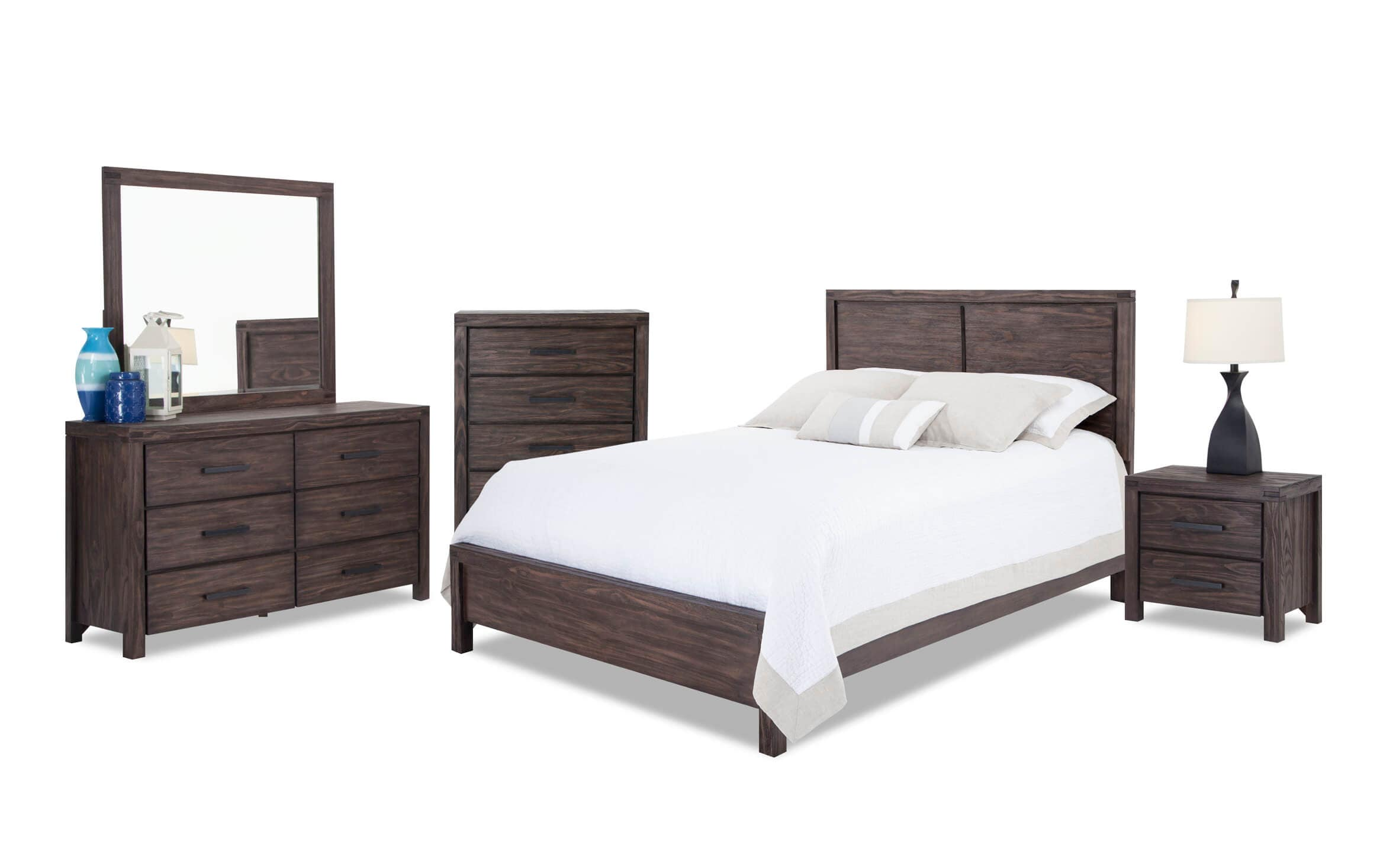 Austin King Bedroom Set Bobs Com