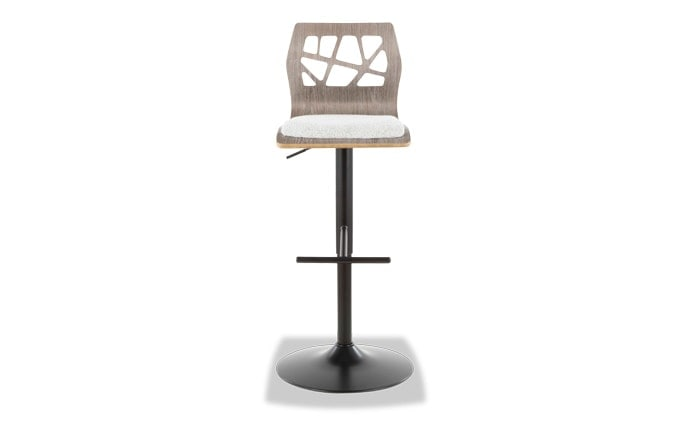 bar stool chairs gym chair for sale stools bobs com ellery adjustable swivel