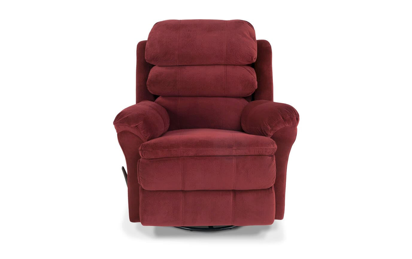 chairs that swivel and recline chair covers sashes hire rocker recliner bobs com gallery slider image 1