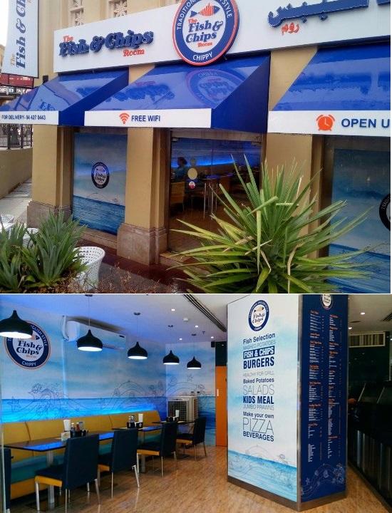 Fish Restaurant Jumeirah Beach