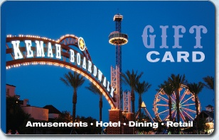 Kemah Boardwalk EGift Card GiftCardMall Com