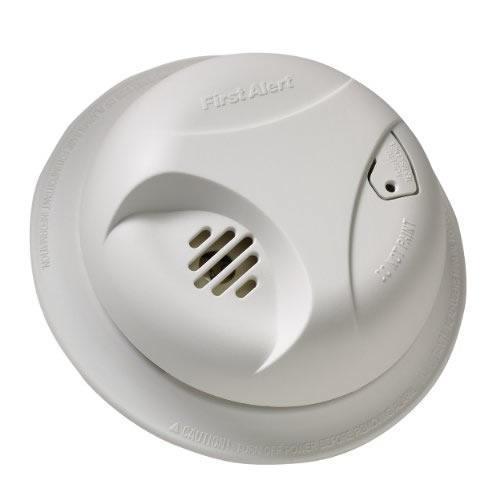 Smoke Detector Color Wireless Hidden Camera
