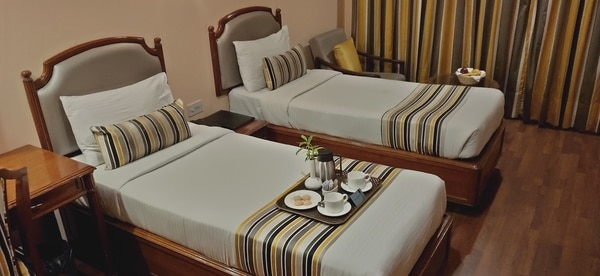 Room Rates From Hotel Hardeo In Nagpur India