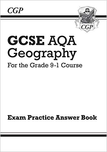 Grade 9-1 GCSE Geography AQA Answers (for Workbook) By CGP