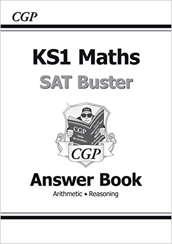 New KS1 Maths SAT Buster: Answer Book (for the 2019 tests